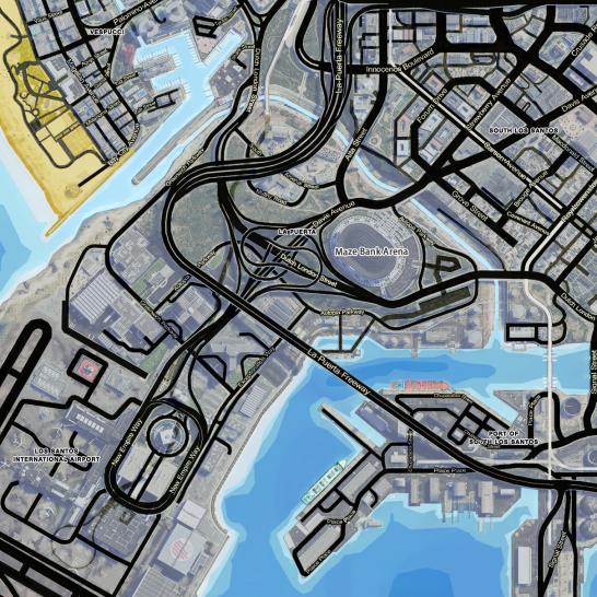 01 HD Map Demo