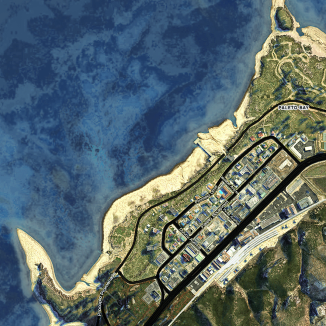 DIY DLK HD Satellite Map For OPENIV GTAV SP DIYInstall - Hd satellite map